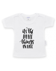 It's the little things in life - shirt korte mouwen